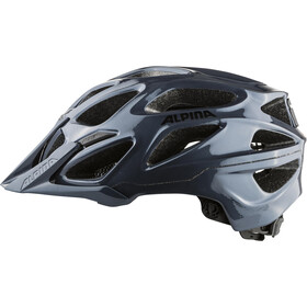 Alpina Mythos 3.0 Kask rowerowy, indigo gloss